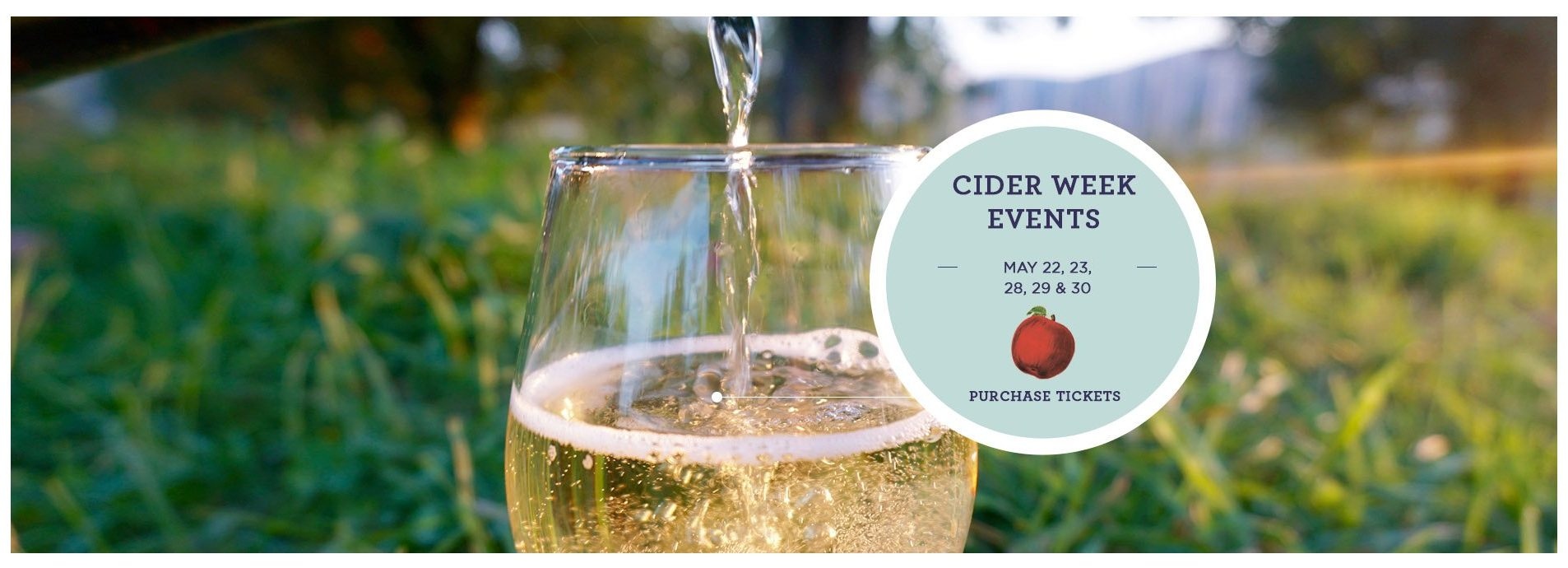 Click here to lean more about cider week events